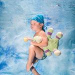 Der Unterwasserphotograf kommt am 10.11.2018 zum Babyschwimmen