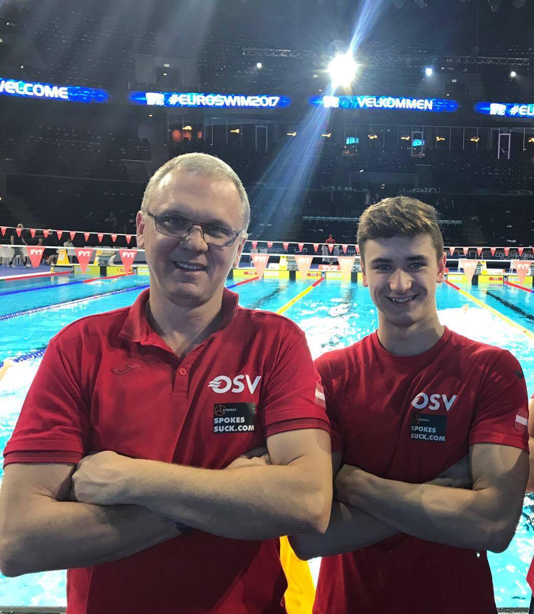 Valentin Bayer erfolgreich bei der EM in Kopenhagen