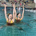 Erfolgreiches Wochenende für unsere OSV – Synchro Jugend-Nationalschwimmerinnen im benachbarten BRNO!