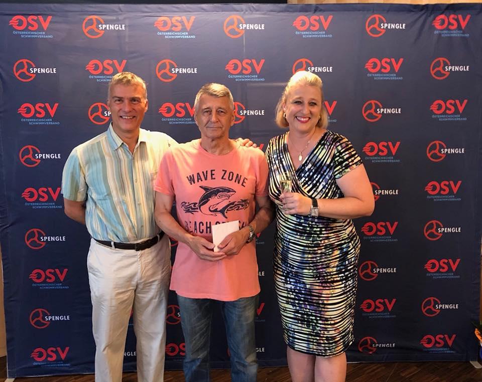 Neuer FINA-Masters-Weltrekord beim 1. Int. Masters-Meeting der SUM!!