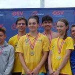 2 Österr. Nachwuchsrekorde für die SUM bei den Österreichischen Meisterschaften der Nachwuchsklassen in Innsbruck
