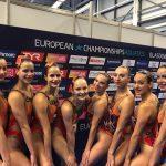 Ergebnis Synchro: ComenCup Sevilla und EM Glasgow