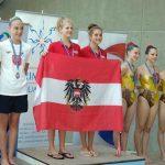 Unsere Synchronschwimmerinnen auf Erfolgskurs