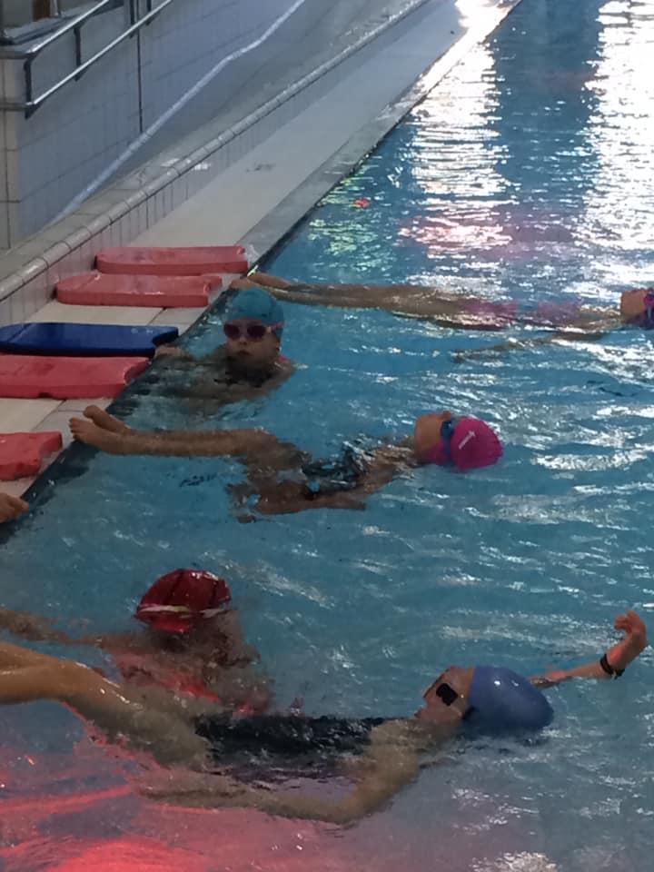 Schnupperkurs Synchronschwimmen für Mädchen und Burschen  ab 5 Jahren