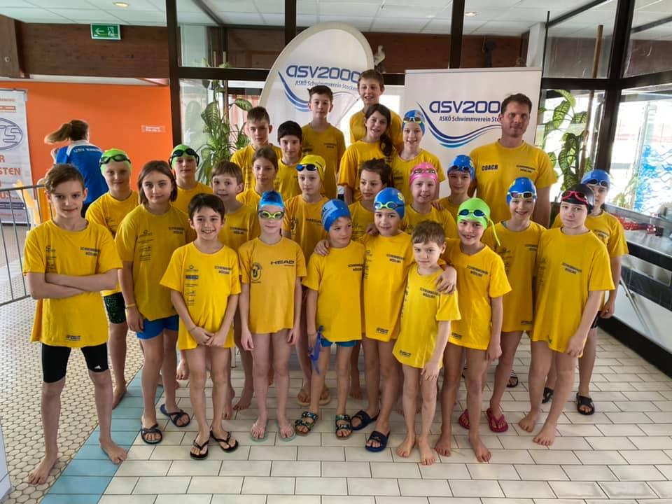 SUM gewinnt die Medaillenbilanz beim nö. Kids Cup in Stockerau